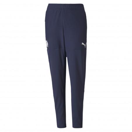 Pantalon survêtement junior OM bleu 2019/20