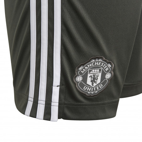 Short junior Manchester United extérieur 2020/21