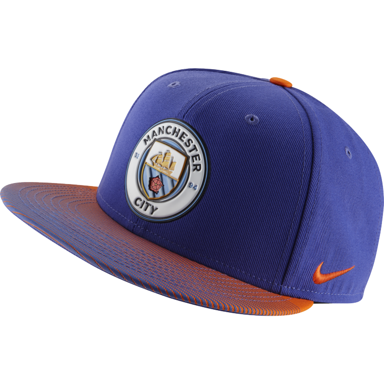 Casquette third Manchester City 2016 - 2017