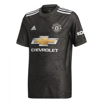 Maillot junior Manchester United extérieur 2020/21