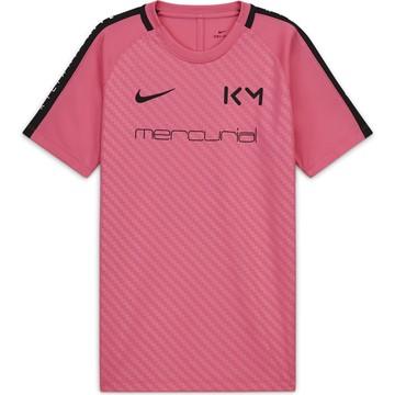 Maillot Nike Mbappé rose