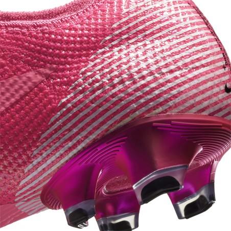 Nike Mercurial Vapor XIII Elite Mbappé Rosa FG ÉDITION LIMITÉE