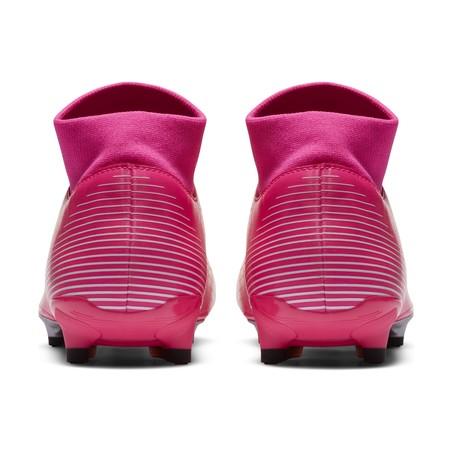 Nike Mercurial Superfly VII Academy Mbappé Rosa FG/MG ÉDITION LIMITÉE