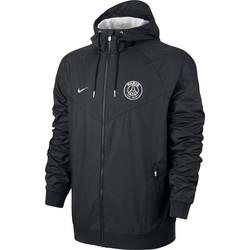 Veste à capuche PSG noire 2016 - 2017