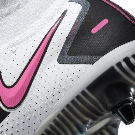 Nike Phantom GT Elite SG-PRO Anti-Clog blanc rose