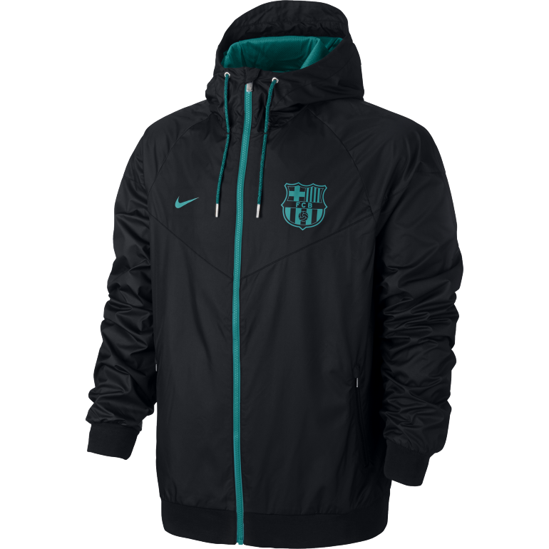 Veste à capuche FC Barcelone 2016 - 2017