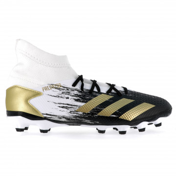 adidas Predator 20.3 MG blanc or