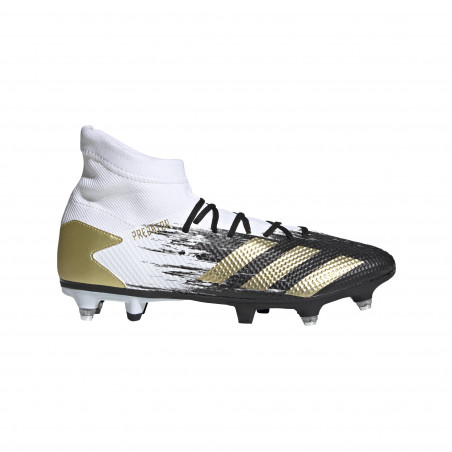 adidas Predator 20.3 SG blanc or