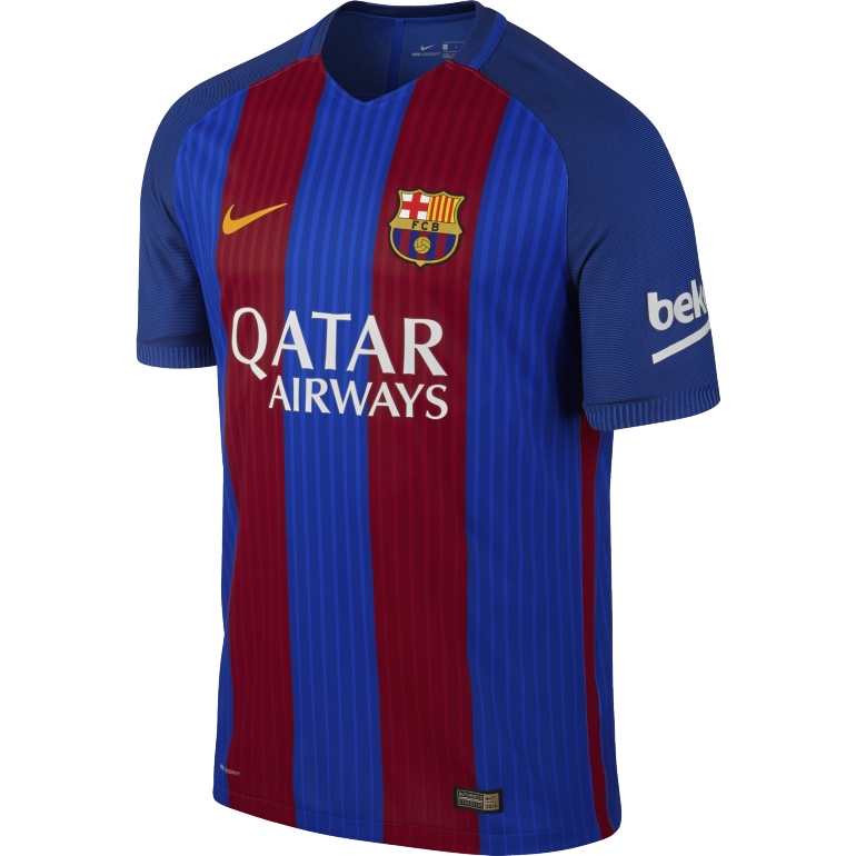Maillot Authentique FC Barcelone domicile 2016 - 2017