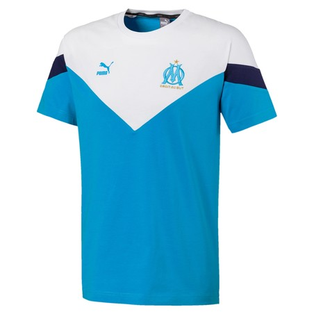 T-shirt OM Iconic bleu 2019/20