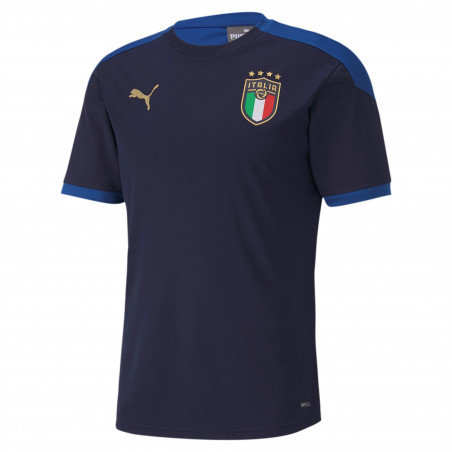 Maillot entraînement Italie bleu 2020