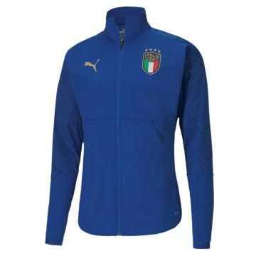 Veste survêtement Italie bleu 2020