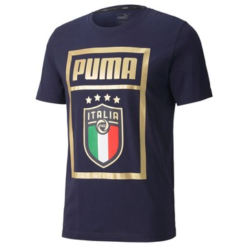 T-shirt Italie DNA bleu 2020