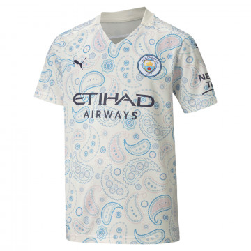 Maillot junior Manchester City third 2020