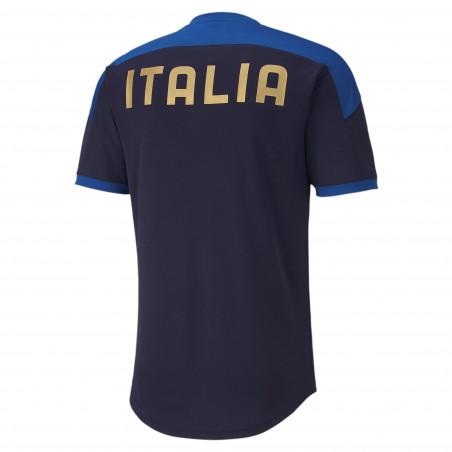 Maillot entraînement junior Italie bleu 2020