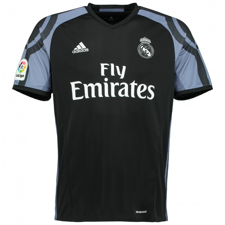 Maillot Third Real Madrid 2016 - 2017