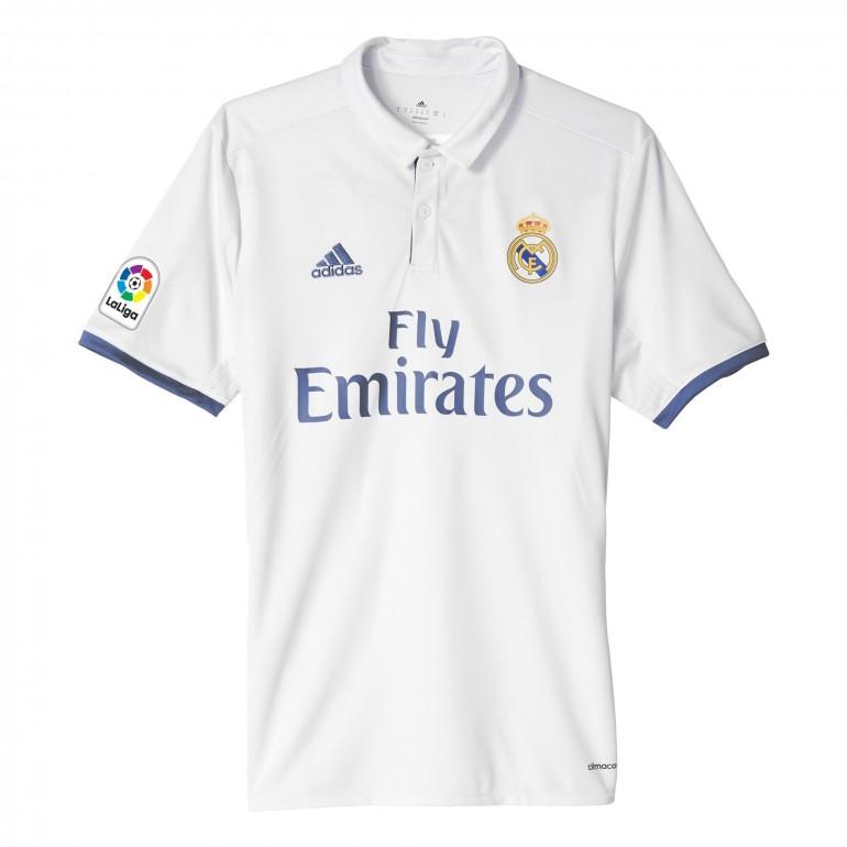 Maillot James Rodriguez Real Madrid domicile 2016 - 2017
