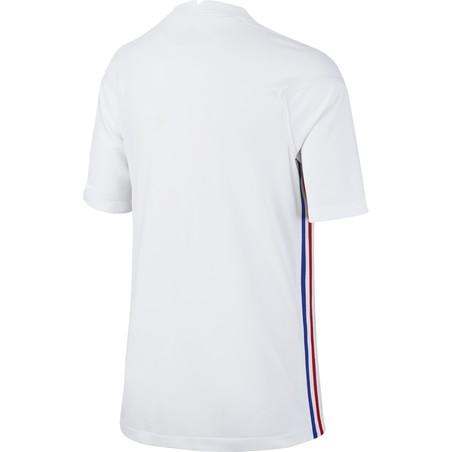 Maillot junior Equipe de France extérieur 2020 + flocage