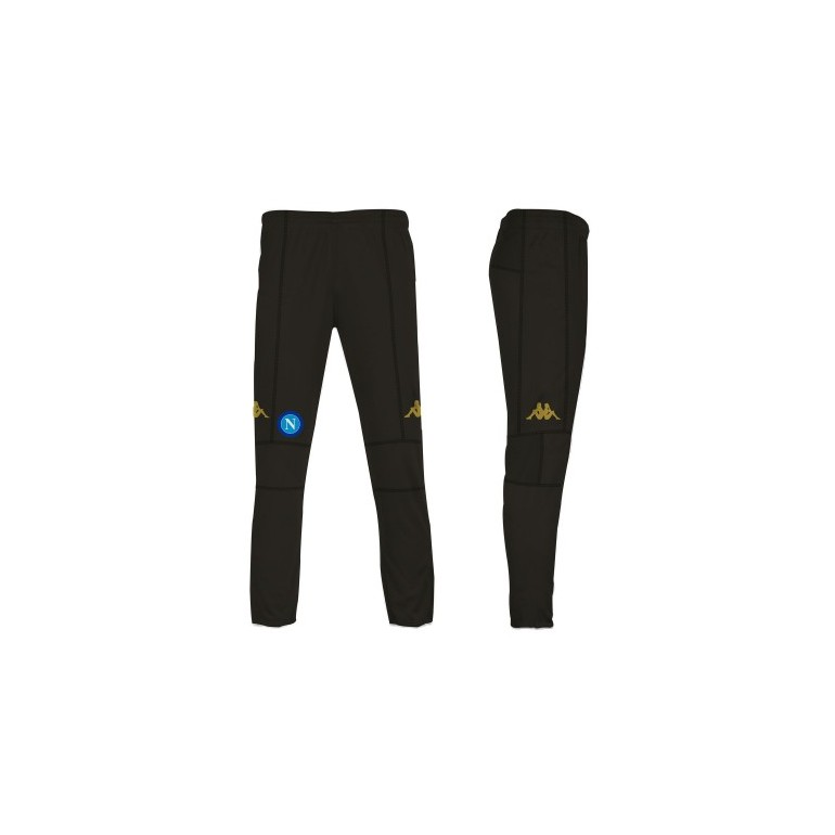 Pantalon survêtement Naples noir 2016 - 2017