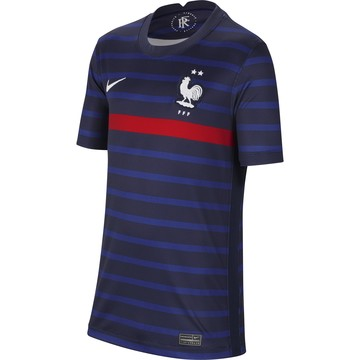 Maillot junior Equipe de France domicile 2020 + flocage