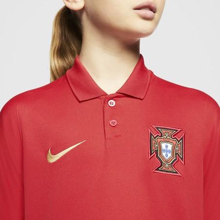 Maillot junior Portugal domicile 2020 + flocage