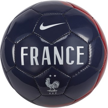 Mini ballon Equipe de France bleu rouge 2020