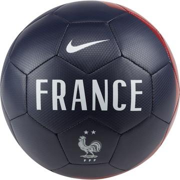 Ballon Equipe de France Prestige bleu rouge 2020