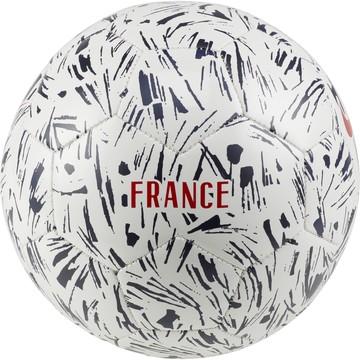 Ballon Equipe de France Prestige blanc 2020