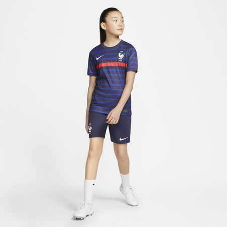 Short junior Equipe de France domicile 2020