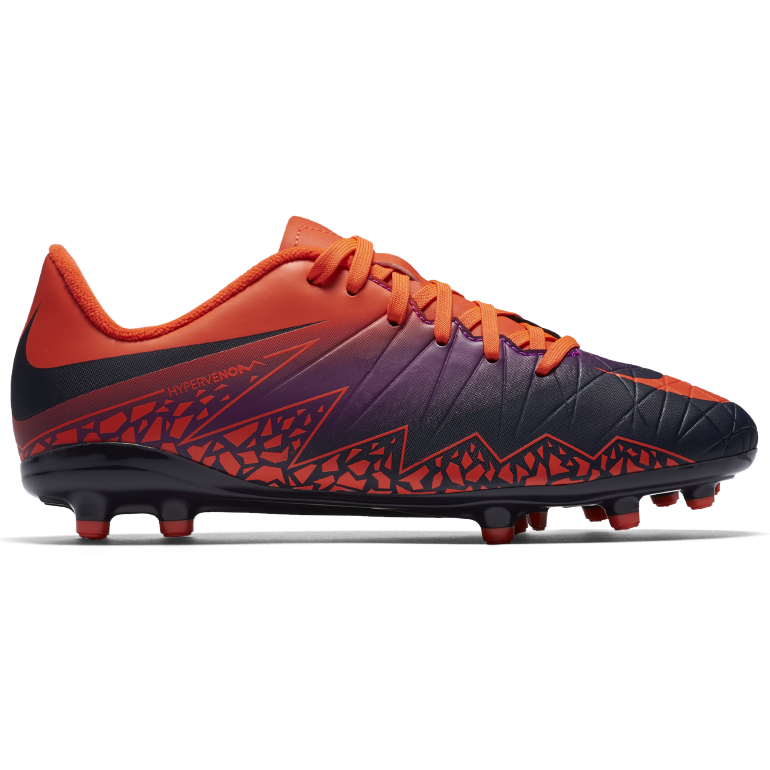 Hypervenom phelon II junior FG orange