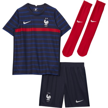 Tenue junior Equipe de France domicile 2020