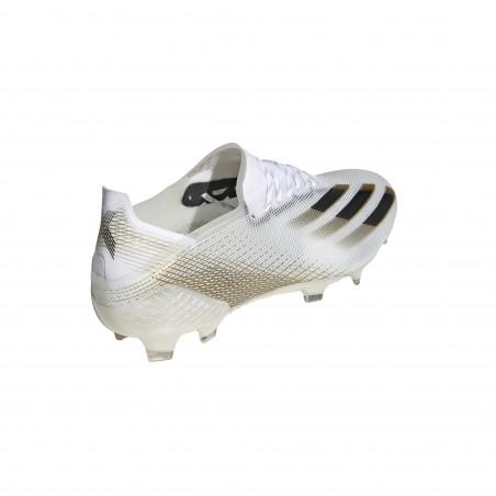 adidas X GHOSTED.1 FG blanc or