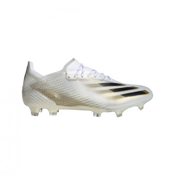adidas X GHOSTED.1 FG blanc or