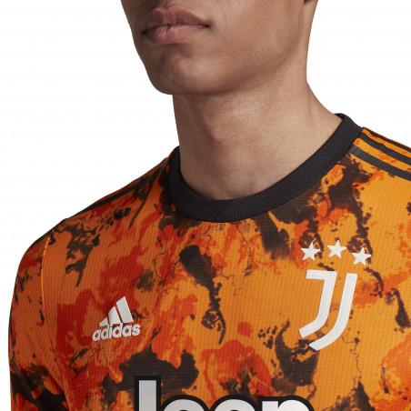 Maillot Juventus third Authentique 2020/21