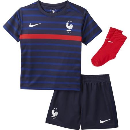 Tenue bébé Equipe de France domicile 2020