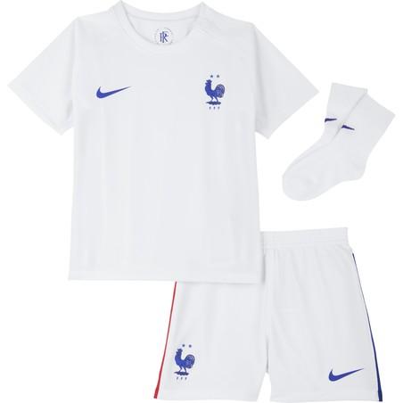 Tenue bébé Equipe de France extérieur 2020
