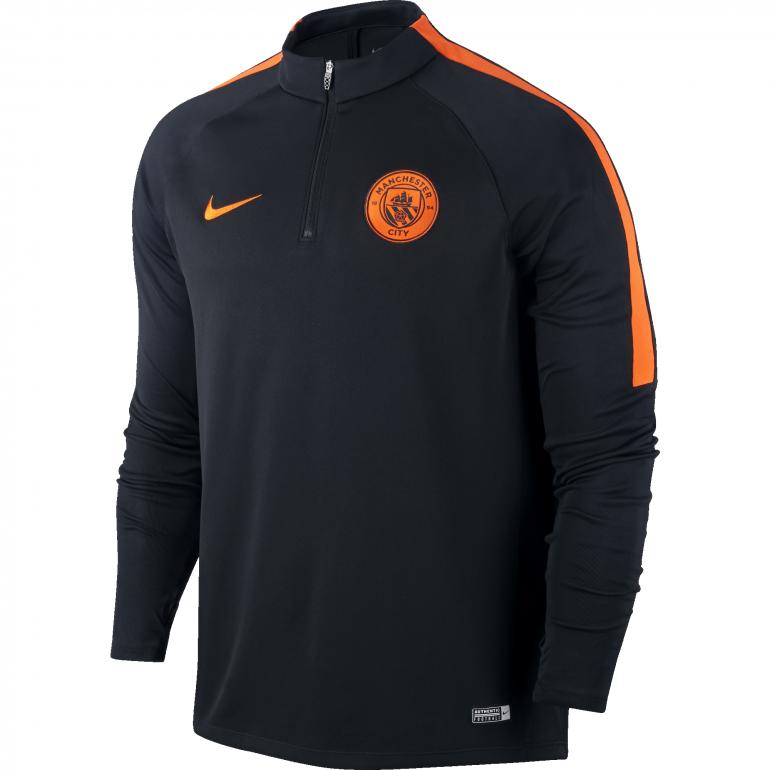 Sweat zippé Third Manchester City 2016 - 2017