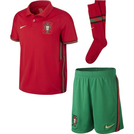 Tenue junior Portugal domicile 2020
