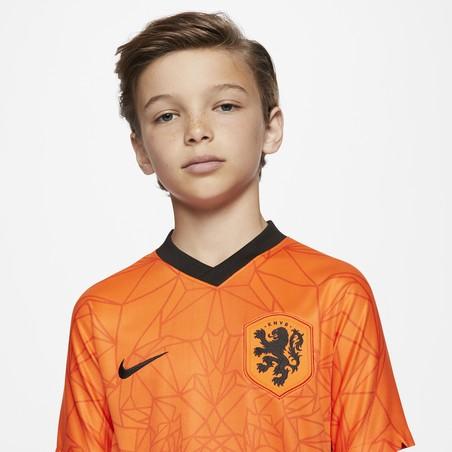 Maillot junior Pays Bas domicile 2020