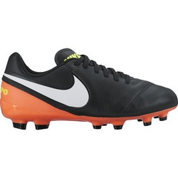 Tiempo legend VI junior FG noir/orange
