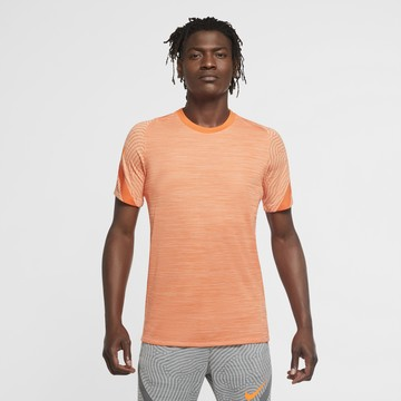 Maillot entraînement Nike Strike orange