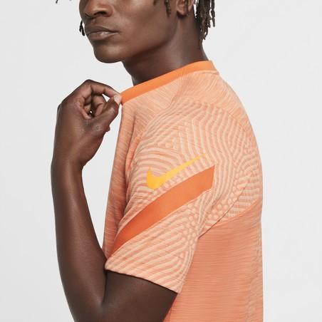Maillot entraînement Nike Strike orange