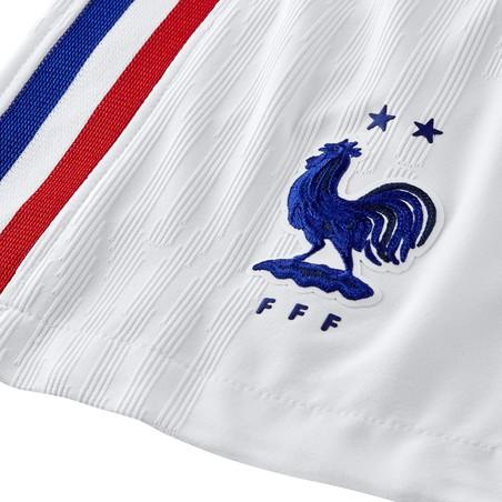 Short Equipe de France extérieur Authentique 2020