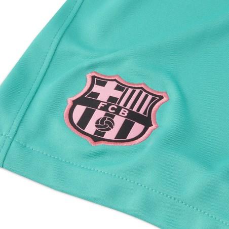 Short FC Barcelone third bleu 2020/21
