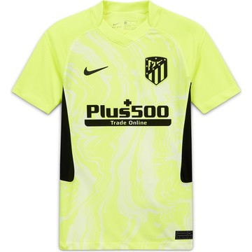 Maillot junior Atlético Madrid third 2020/21