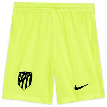 Short junior Atlético Madrid third 2020/21