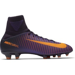 Mercurial superfly V junior FG violet
