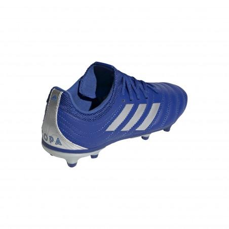 adidas Copa junior 20.3 FG bleu