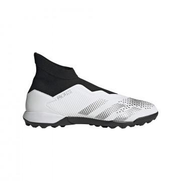 adidas Predator 20.3 LaceLess Turf blanc noir