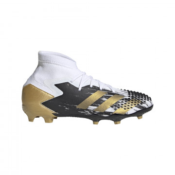 adidas Predator Mutator junior 20.1 FG blanc or